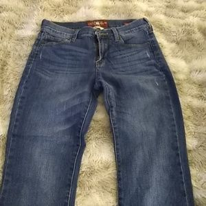 Lucky brand ankle jeans sz 4/27